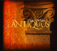 David Wahler - Antiquus [Darius Productions DP9548] 2009
