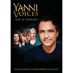 Yanni - Voices [Yanni Wake Entertainment - Disney Pearl Series D000365900] 2009