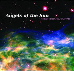 Fred Thrane - Angels of the Sun [Self Released ] 2011