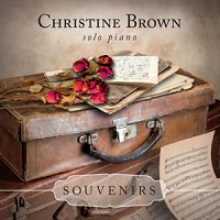 Christine Brown - Souvenirs [Key Image Music ] 2014