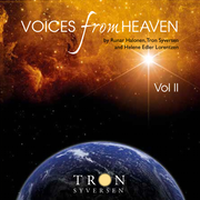 Runar Halonen - Voices From Heaven Vol. II [TK Music Production TKM53] 2017