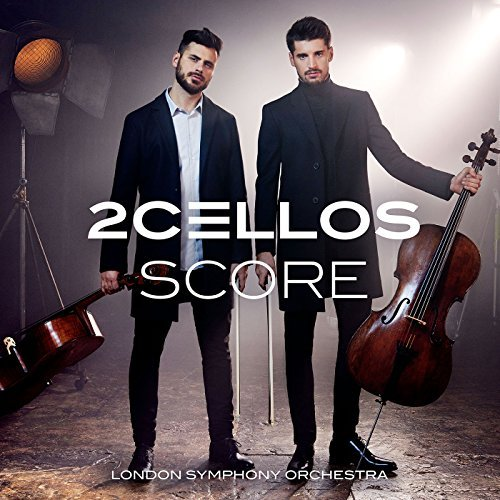 2Cellos - Score [Sony Masterworks/Portrait - Sony Music Entertainment 88985349122] 2017