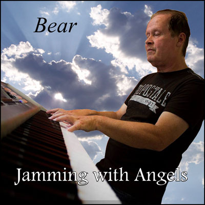 Bear - Jamming with Angels [Weaseltrap Records WT-1701] 2017