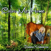 Darlene Koldenhoven - Color Me Home [TimeArt Recordings D10923] 2017