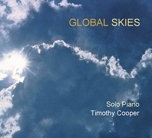 Timothy Cooper - Global Skies [New Piano Age Music ] 2017