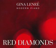 Gina Leneé - Red Diamonds [Self Released ] 2017