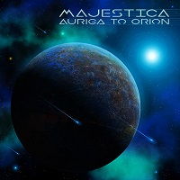 Majestica - Auriga to Orion [Heart Dance Recordings HDR18020] 2018